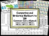 Number Sense-Comparing and Ordering Numbers Math Centers