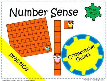 Number Sense Cooperative Game