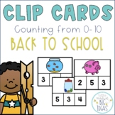 Number Sense Counting 0-5