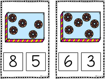 Number Sense Counting 1-10