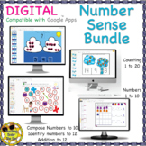 Number Sense Counting Compose Google Distance Learning