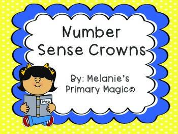 Number Sense Crowns