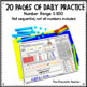 Daily Math CCSS Aligned Place Value Number Sense Worksheets Centers 1st Grade 5