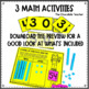 Number Sense Daily Math for First Grade Month Numbers 50-75