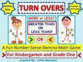 Kindergarten and Grade One Number Sense Game for Partner Fun