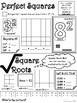Number Sense Doodle Notes Bundle