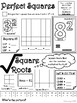 Number Sense Doodle Notes Bundle
