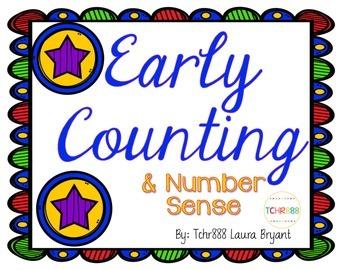 Number Sense: Dot Patterns for dot plates