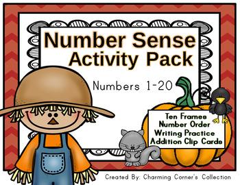Number Sense ~ Fall