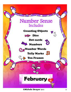 Number Sense: February