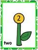 Number Sense Flowers 1-10!