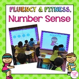 Number Sense Fluency & Fitness Brain Breaks Bundle