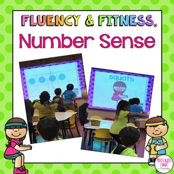 Number Sense Fluency & Fitness Brain Breaks