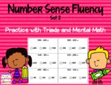 Number Sense Fluency Set 2