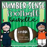 Number Sense Football Bundle