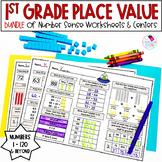 Number Sense Activities With Numbers to 120 BUNDLE   Dista