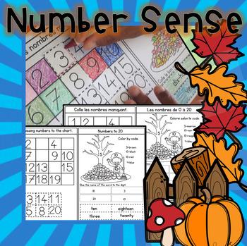Number Sense Freebie