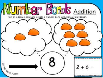 Number Sense Fun with Play Dough!
