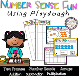 Number Sense Fun with Play Dough!