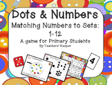 Number Sense Game: Dots & Numbers