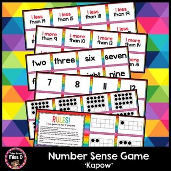 Number Sense Game