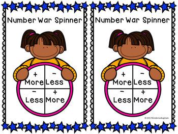 Number Sense Games 11-20