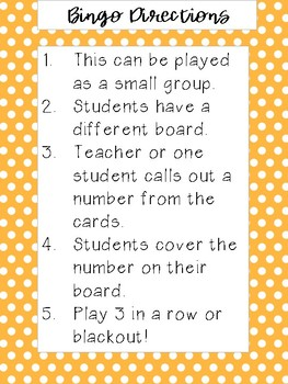 Number Sense Games & Activities