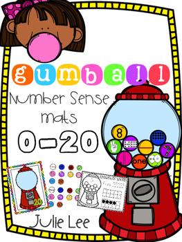 Number Sense Gumball Math