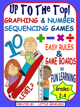 Graphing and Number Sense Math Games Are Fun!