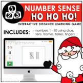 Number Sense Ho Ho Ho!