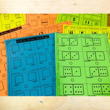 Number Sense Interactive Activities