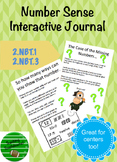Number Sense Interactive Journals