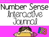 Number Sense Interactive Journal