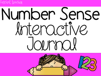 Number Sense Interactive Journal