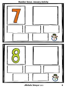 Number Sense: January