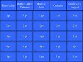 Number Sense Jeopardy