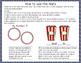 Number Sense Kit 1-10, Composing & Decomposing Numbers,