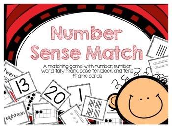 Number Sense Match