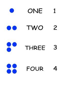 Number Sense Matching
