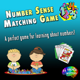 Number Sense Matching Game
