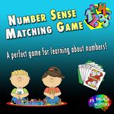 Number Sense Matching Game
