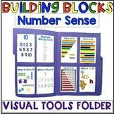 Number Sense Math Build a Folder