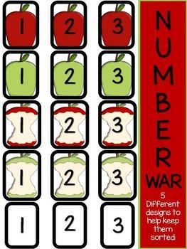 Number Sense Math Centers