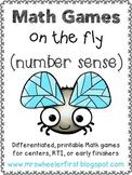 First Grade Number Sense Math Games