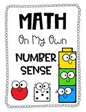 Number Sense - Math On My Own