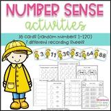 Number Sense Math Station