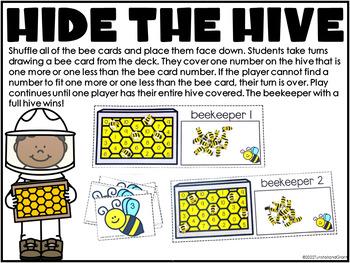 Number Sense Math Stations