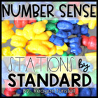 Number Sense Math Stations