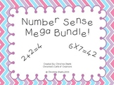 Number Sense Mega Bundle!!!!!
