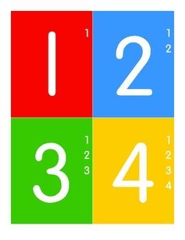 Number Sense Mega-Bundle: 20+ Activities to Help Kids Use and Understand Numbers
